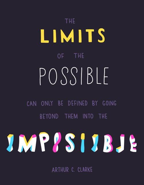 [Image] The Limits Of The Possible