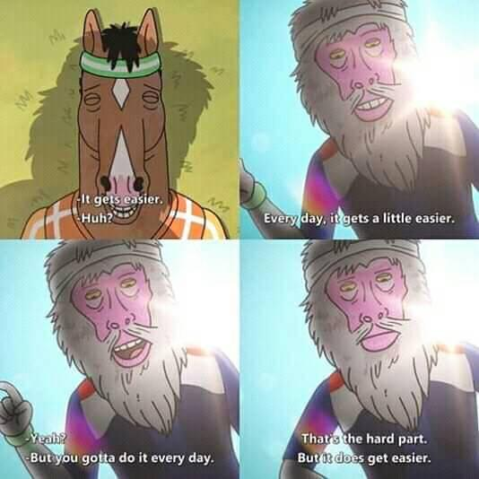 [Image] One of my favourite scenes in Bojack Horseman