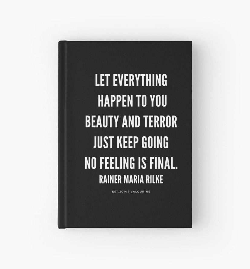 [Image] – Let everything happen to you