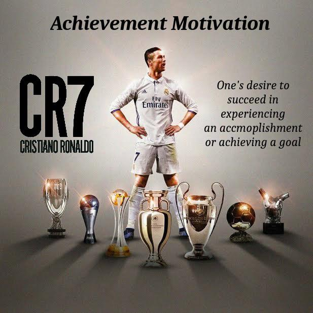 [Image] The Power of Achievement Motivation