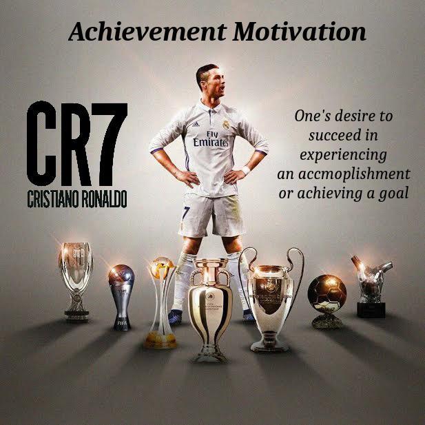 [Image] The Power of Achievement Motivation