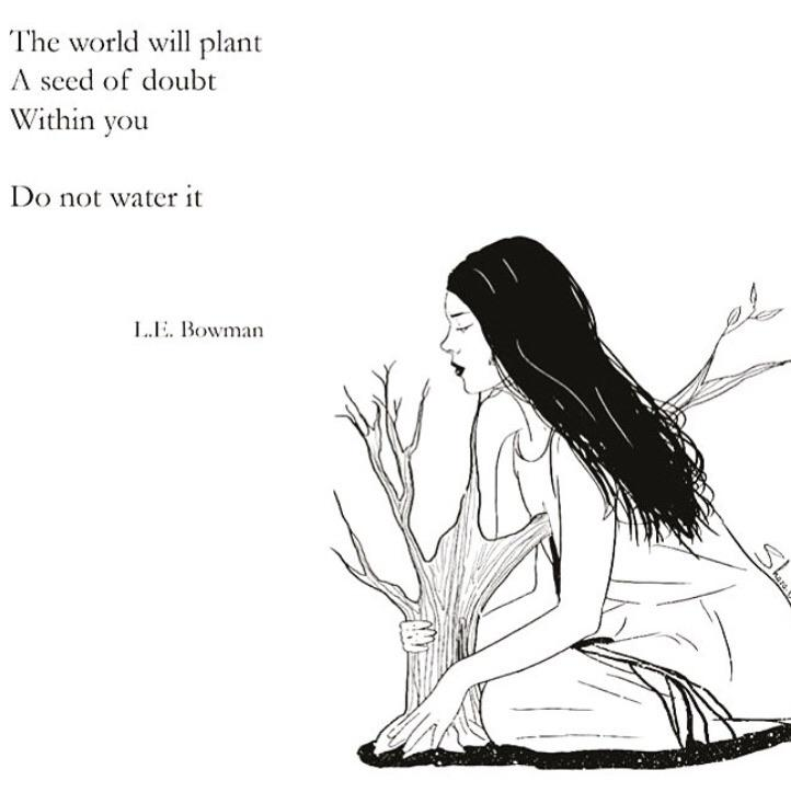 [Image] | Do not water it.
