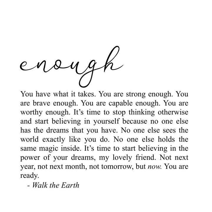 [Image] Enough.