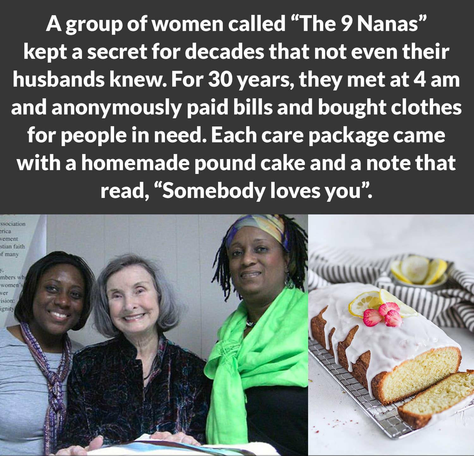[Image] A very inspiring group of women