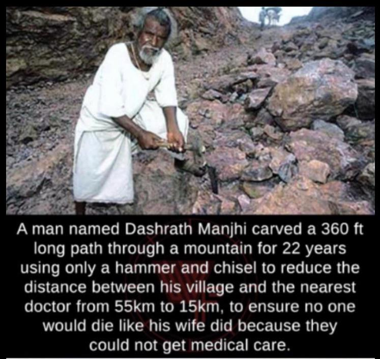 [Image] A true selfless hero