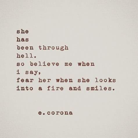 [Image] Corona has quote. Fear her…