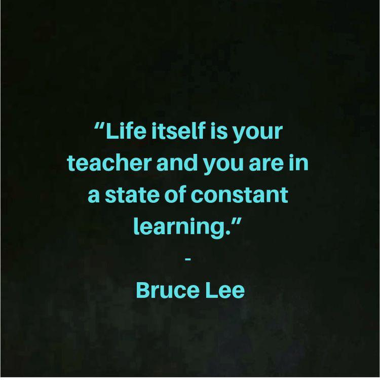 [Image] Bruce Lee is my favorite