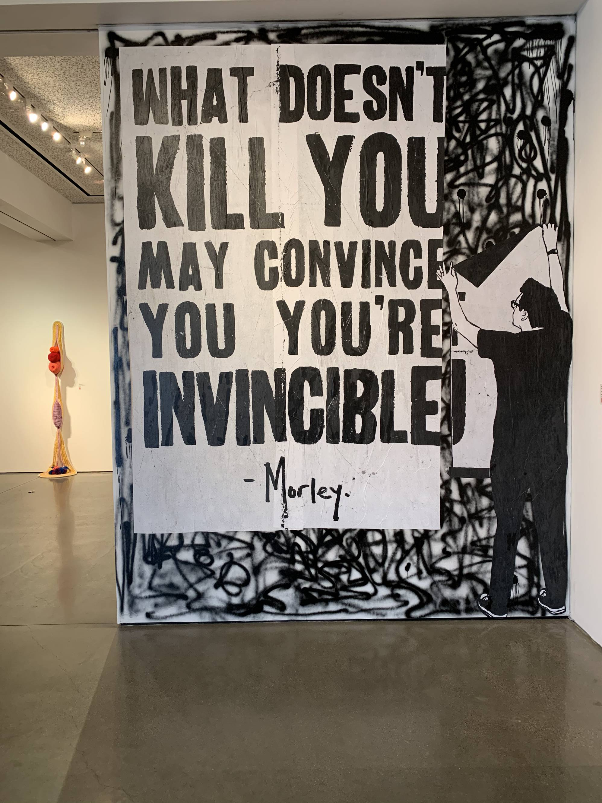 Oceanside Museum of Art, Street Activism Exhibit [Image]
