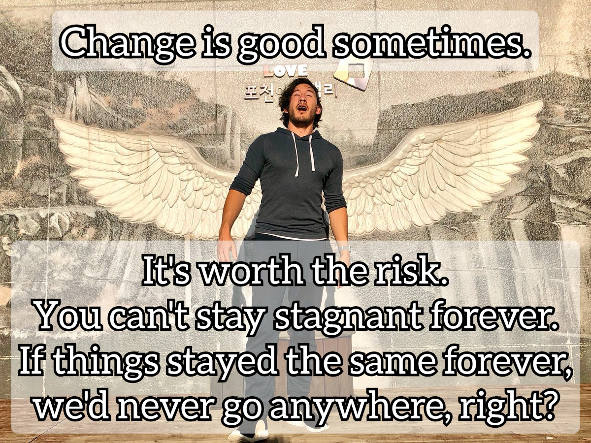 [Image] Markiplier quotes: 4th day