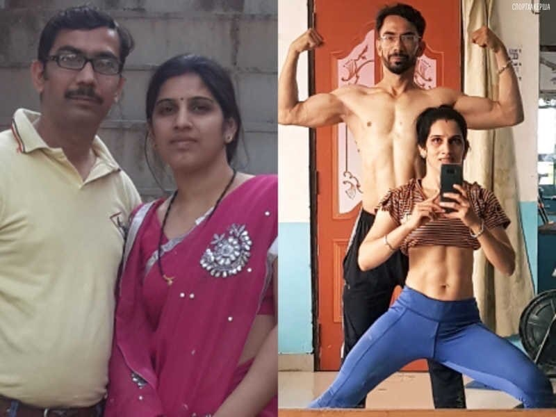 [IMAGE] The Indian couple has changed their way of life, this led to incredible transformations and results.