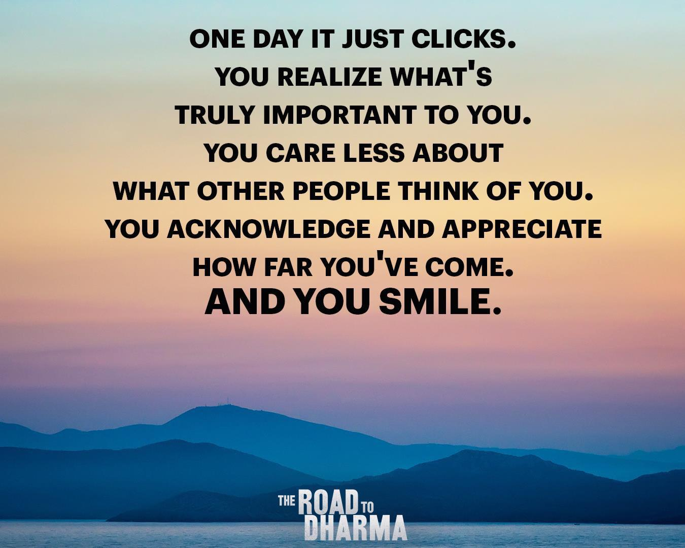 """One day it just clicks. You realize what's truly important to you….."" – Anand Mehrotra [1350×1080]"