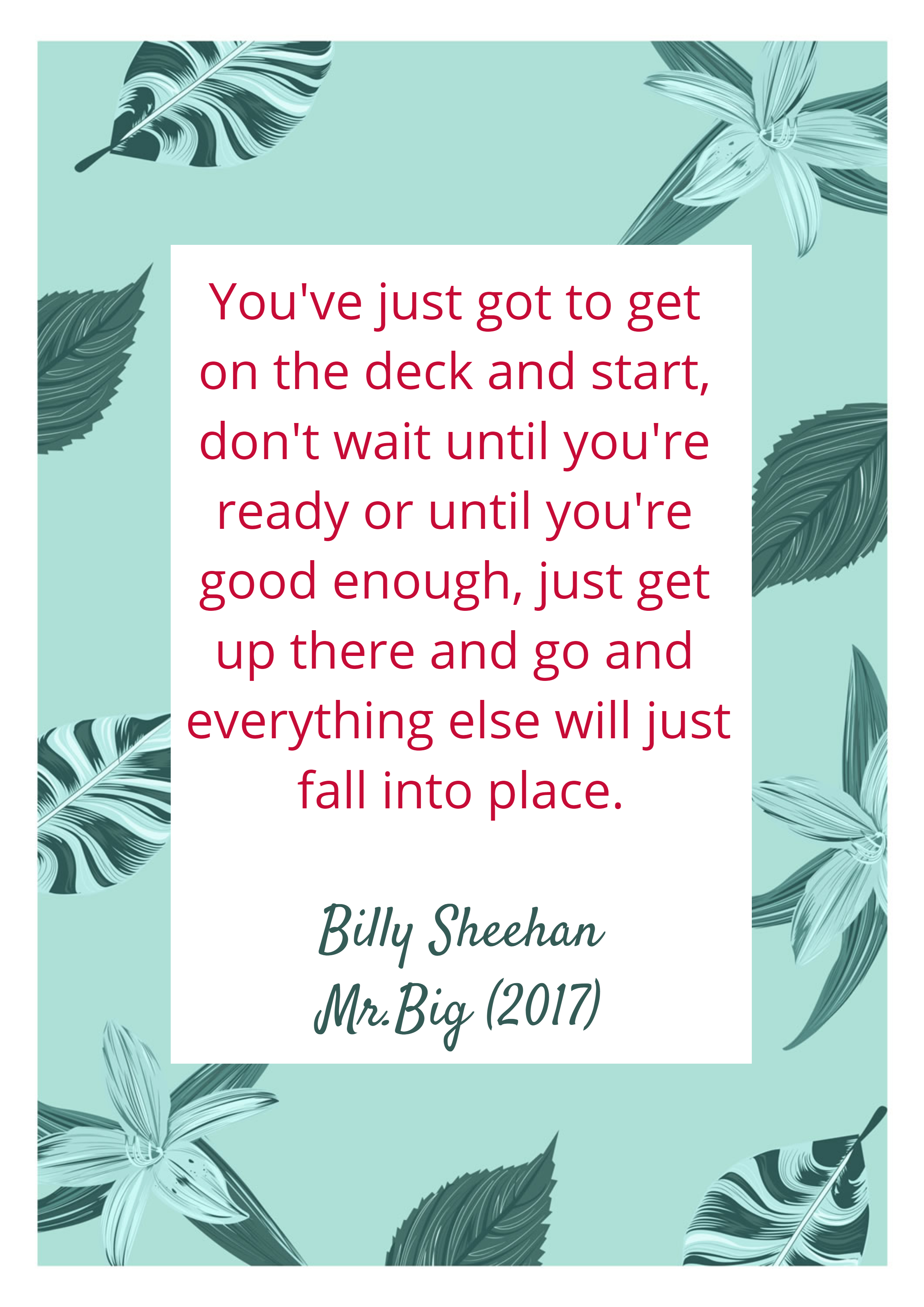 [IMAGE] You've got to get in there !