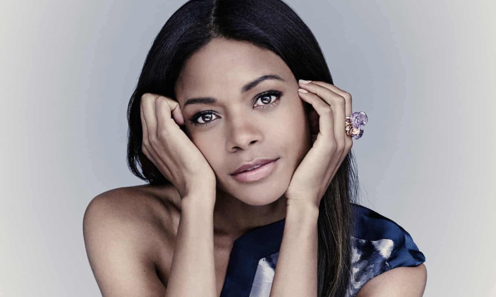 """People used to drink and drink and drink until they threw up all over the college grounds – where's the fun in that? It was one of the worst periods of my life. I couldn't connect with them on any level… I was quite sorry for them. But I just felt so lonely."" – Naomie Harris [1200 x 630]"