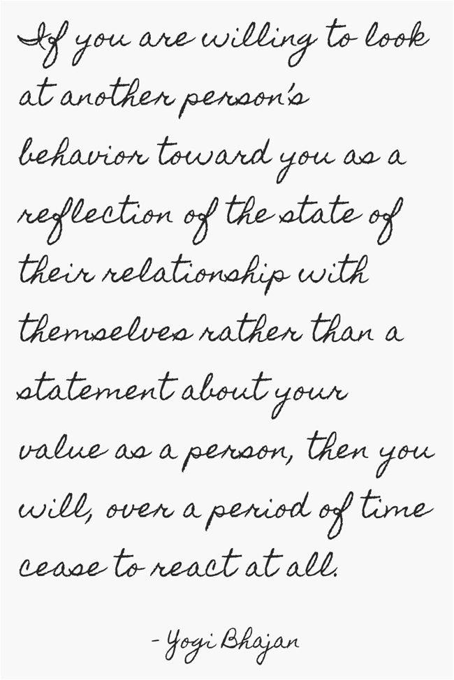 [IMAGE] «A Person's Behavior Is a Reflection of Their Relationship with Themselves»