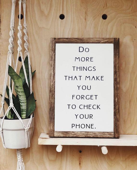 [IMAGE] «Forget to Check Your Phone»