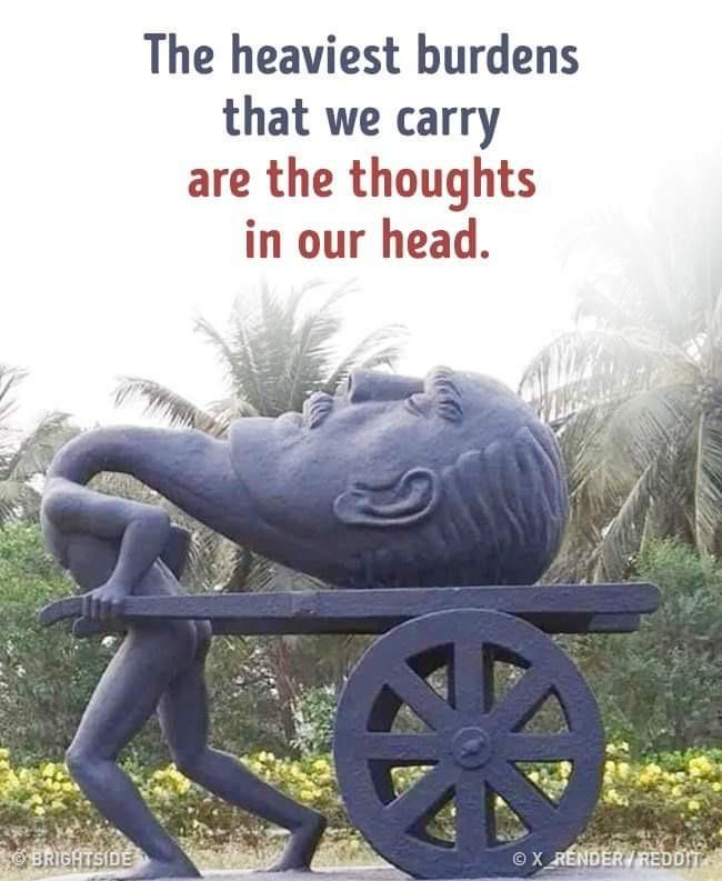 [image] its all in our head