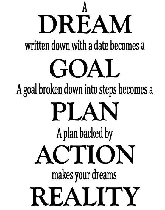 [IMAGE] «A Goal Without a Plan Is Just a Dream»