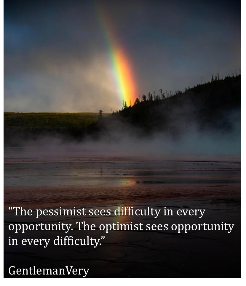 [Image] The opportunity is in front of you and is full of difficulties, it is up to you to see what you will do with what you have to achieve your goal.
