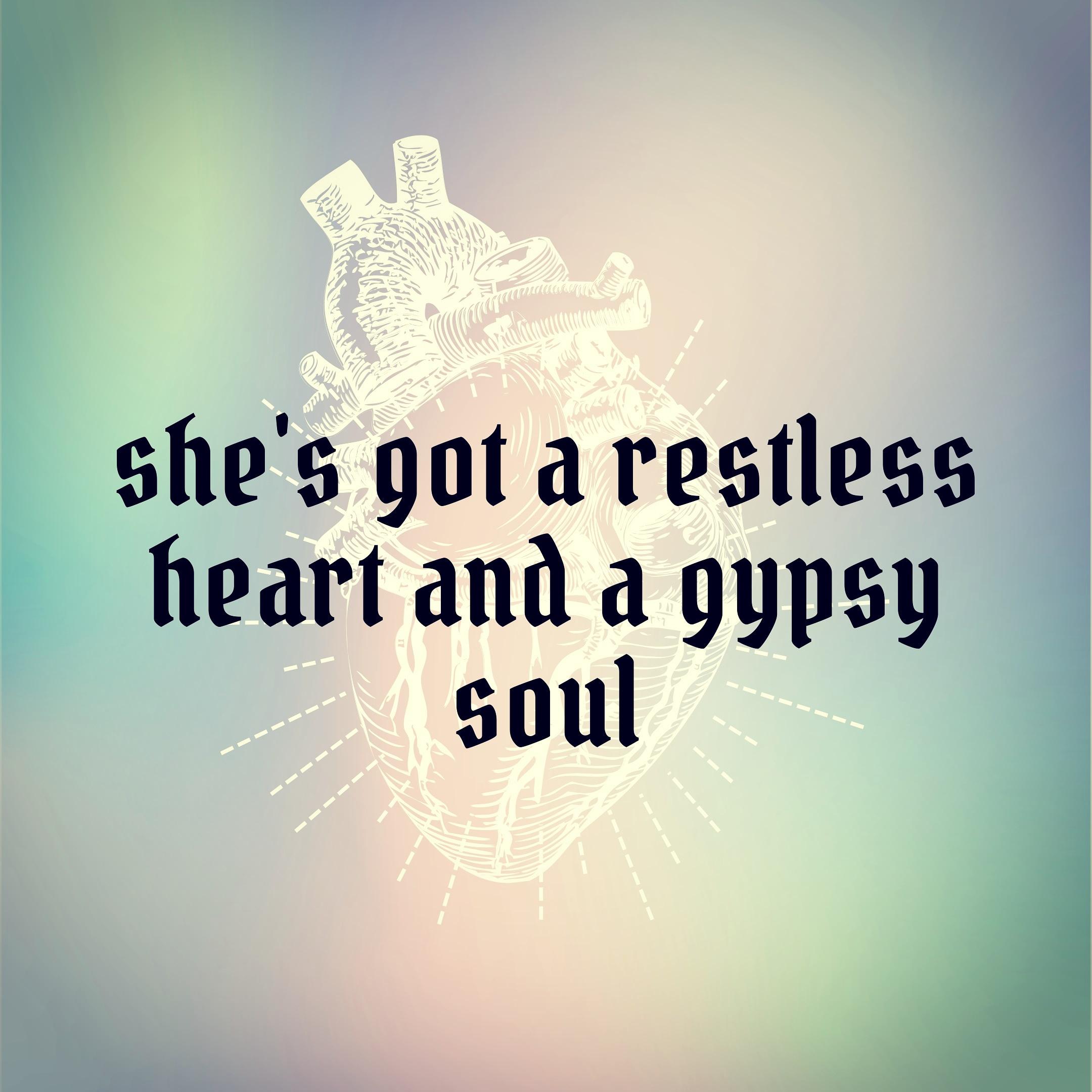 restless heart – [2160 x 2160]