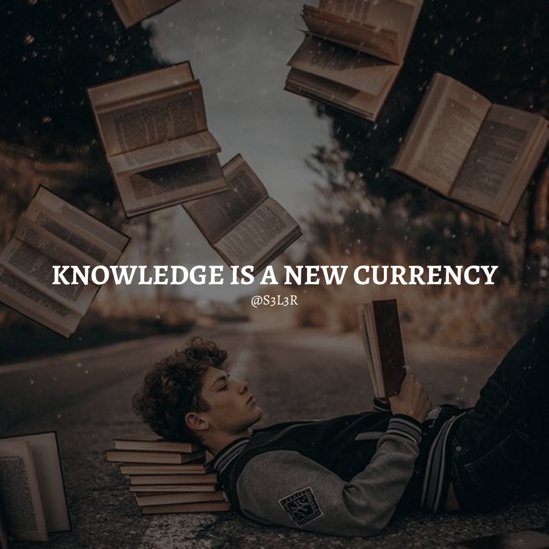 [Image] We live in age of information.