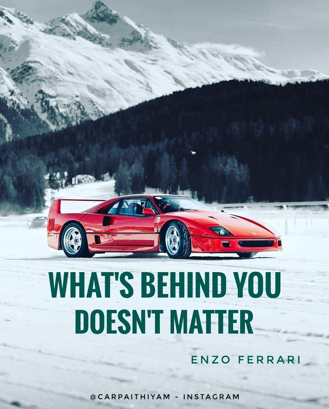 [Image]Focusing on your which is in front of you is all that matters.