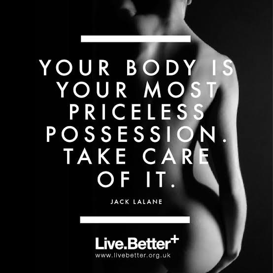 [IMAGE] your body is the most worthy thing