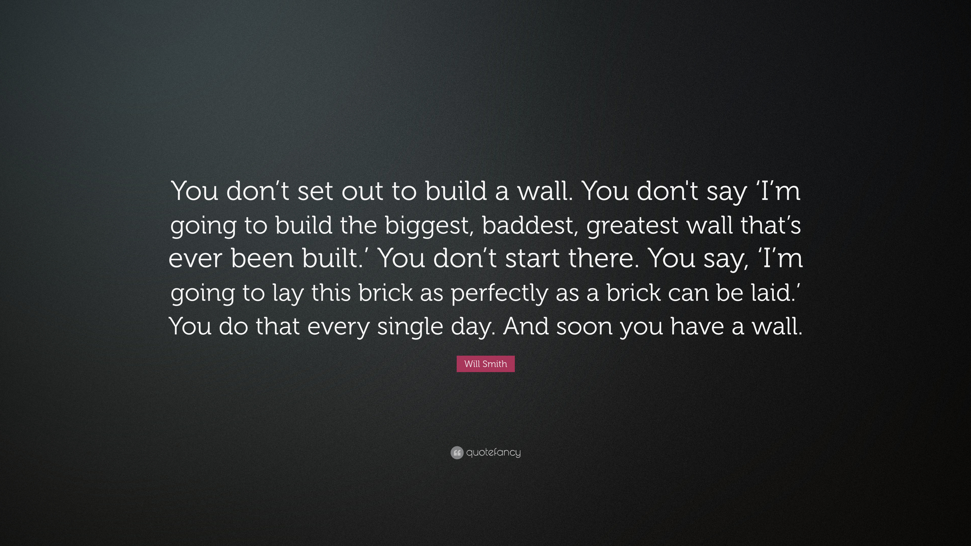 [Image] Build your foundations