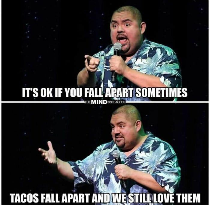 The most uplifting thing that I've ever read. Gabriel Iglesias [Image]