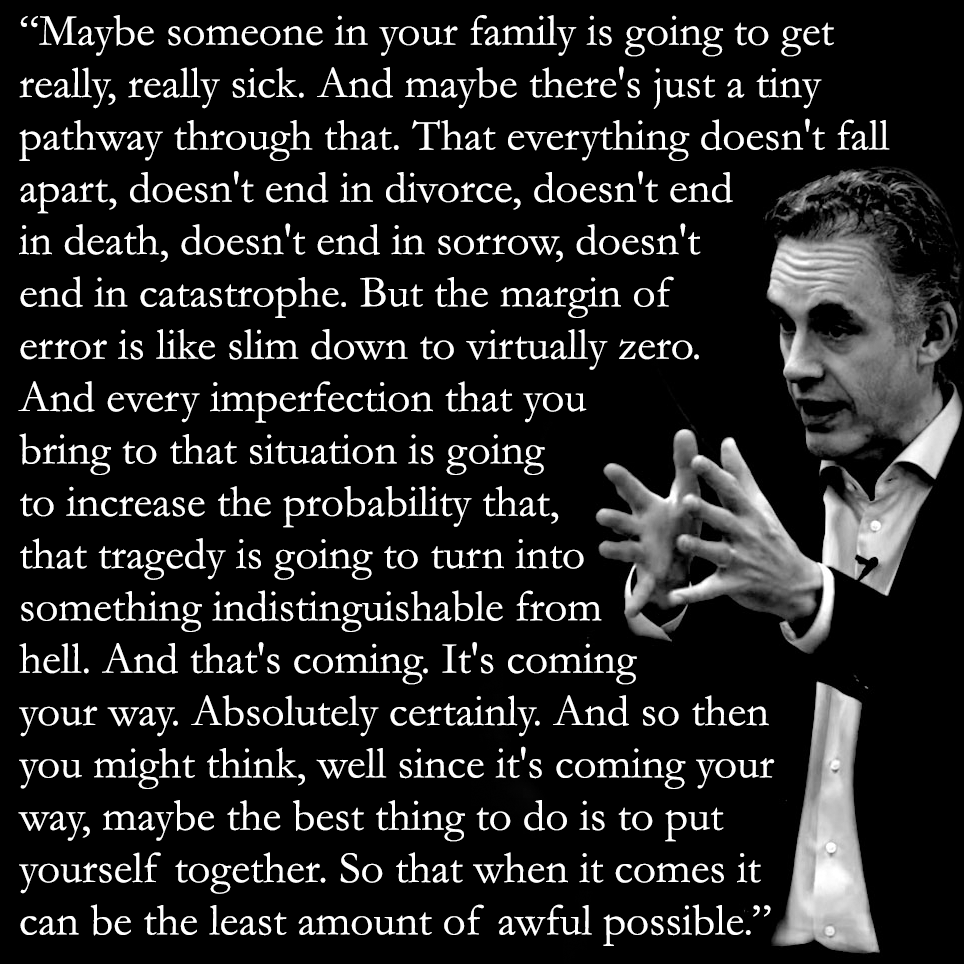 [image] Jordan Peterson, Biblical Series 2017