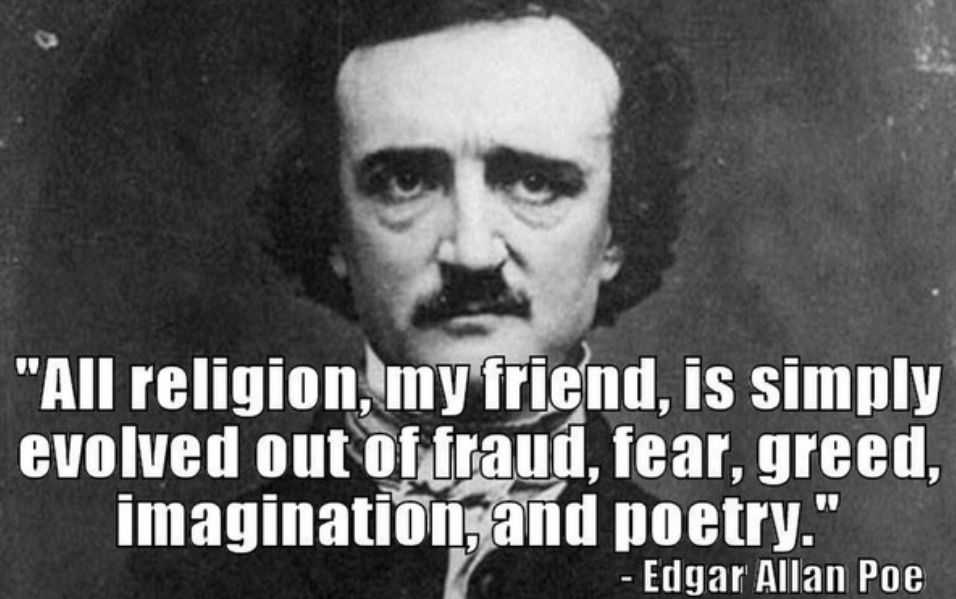 [Image] All religion my friend…