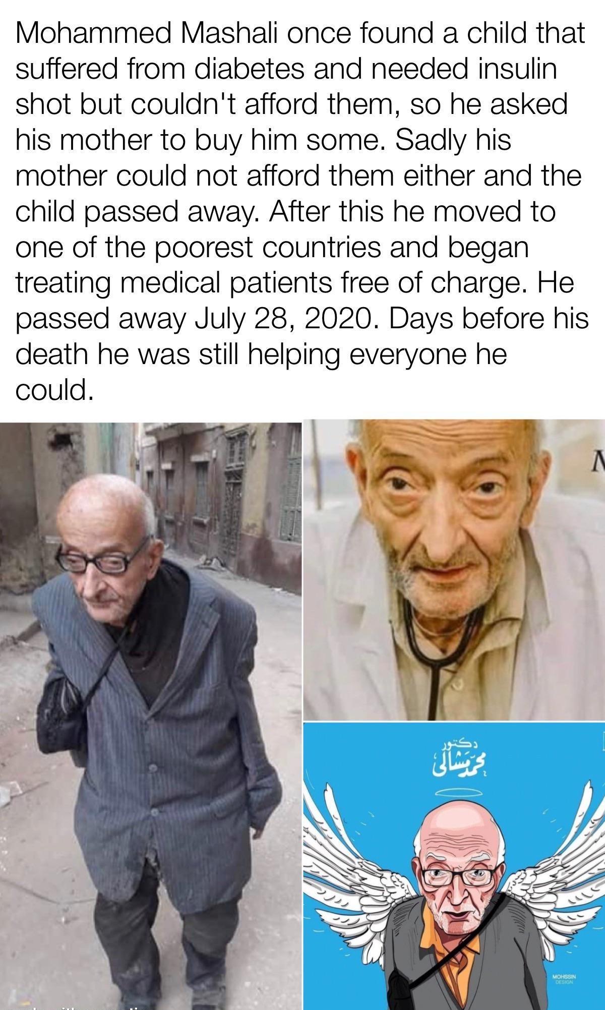 [image] A true Hero