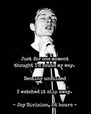 Ian curtis is <3