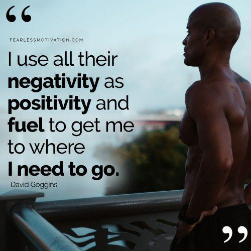 [Image] Use negativity to fuel you