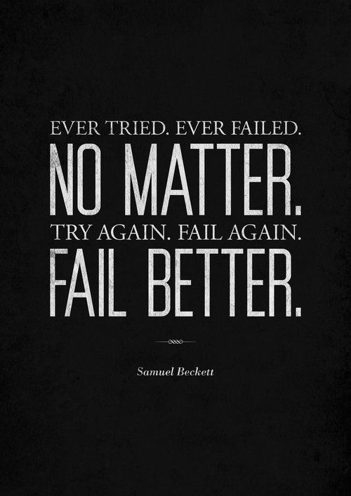 [image] Fail better