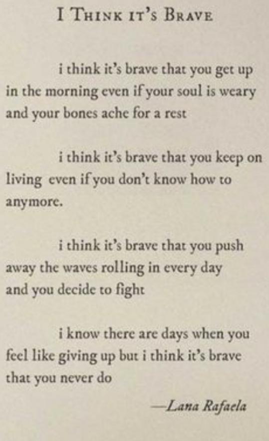 """""""I think it's brave.."""" – Lana Rafaela [539×881]"""