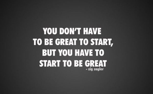 [Image] Ready, Set….GO!