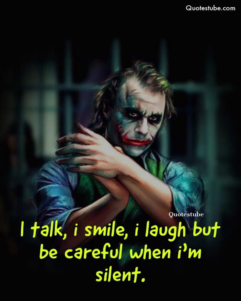""" i talk i smile i lauhg but be careful when im silent""[976X768]"