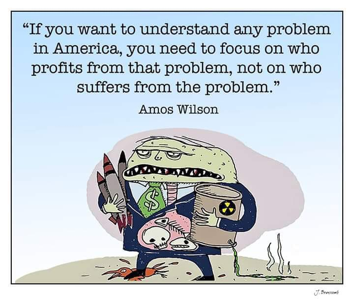 If you want to understand any problem in America… (720×608)
