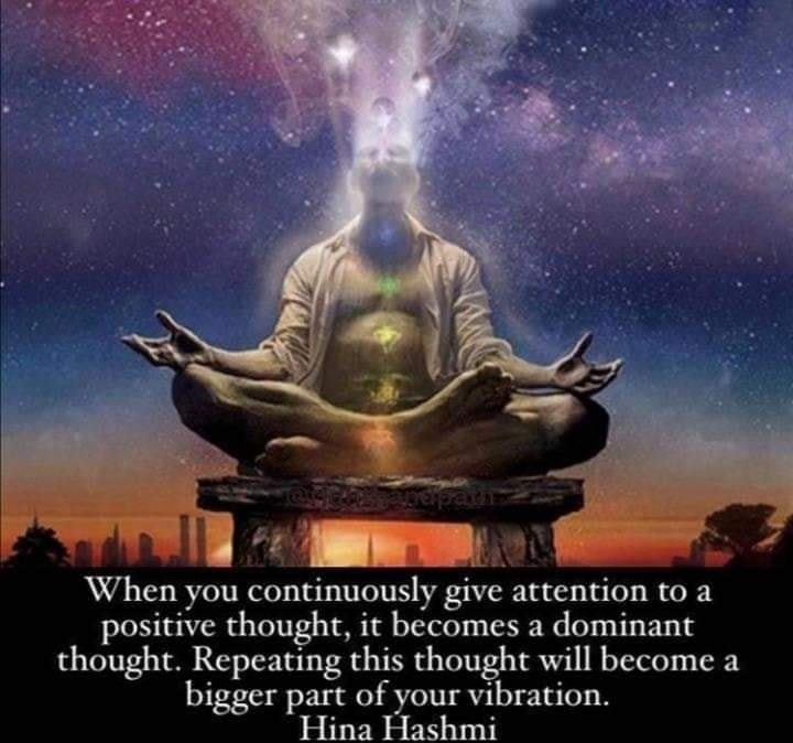 [Image] Positive Thinking Goes Along Way