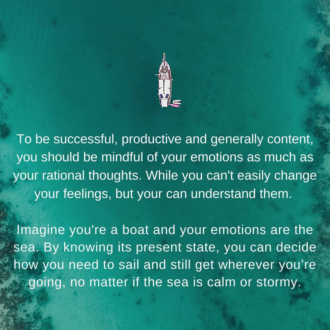 [Image] Understand your feelings