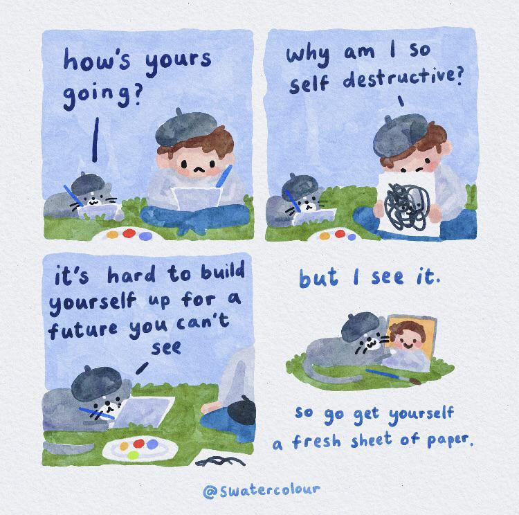 [Image] wholesome art