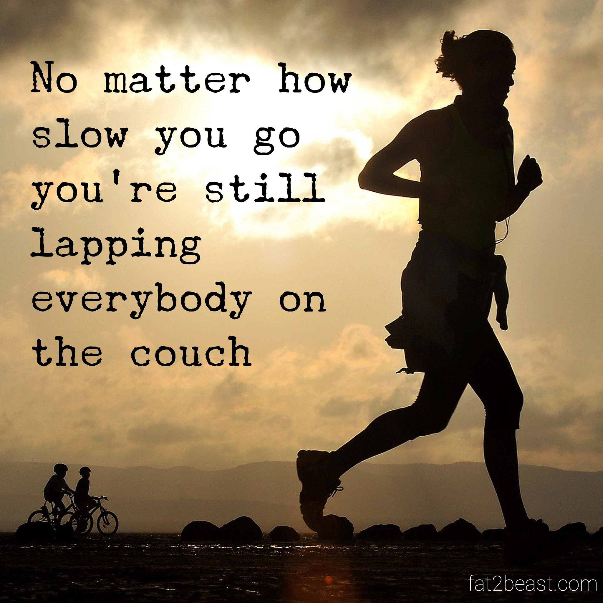 [IMAGE]No matter how slow you go you're still lapping everybody on the couch