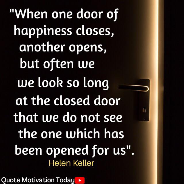 Doors of happiness opening and closing[640*640]
