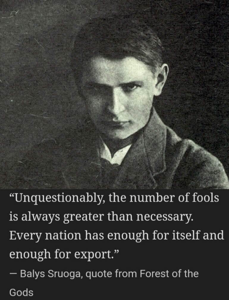 """Unquestionably, the number of fools is always greater than necessary…"" [600×900]"