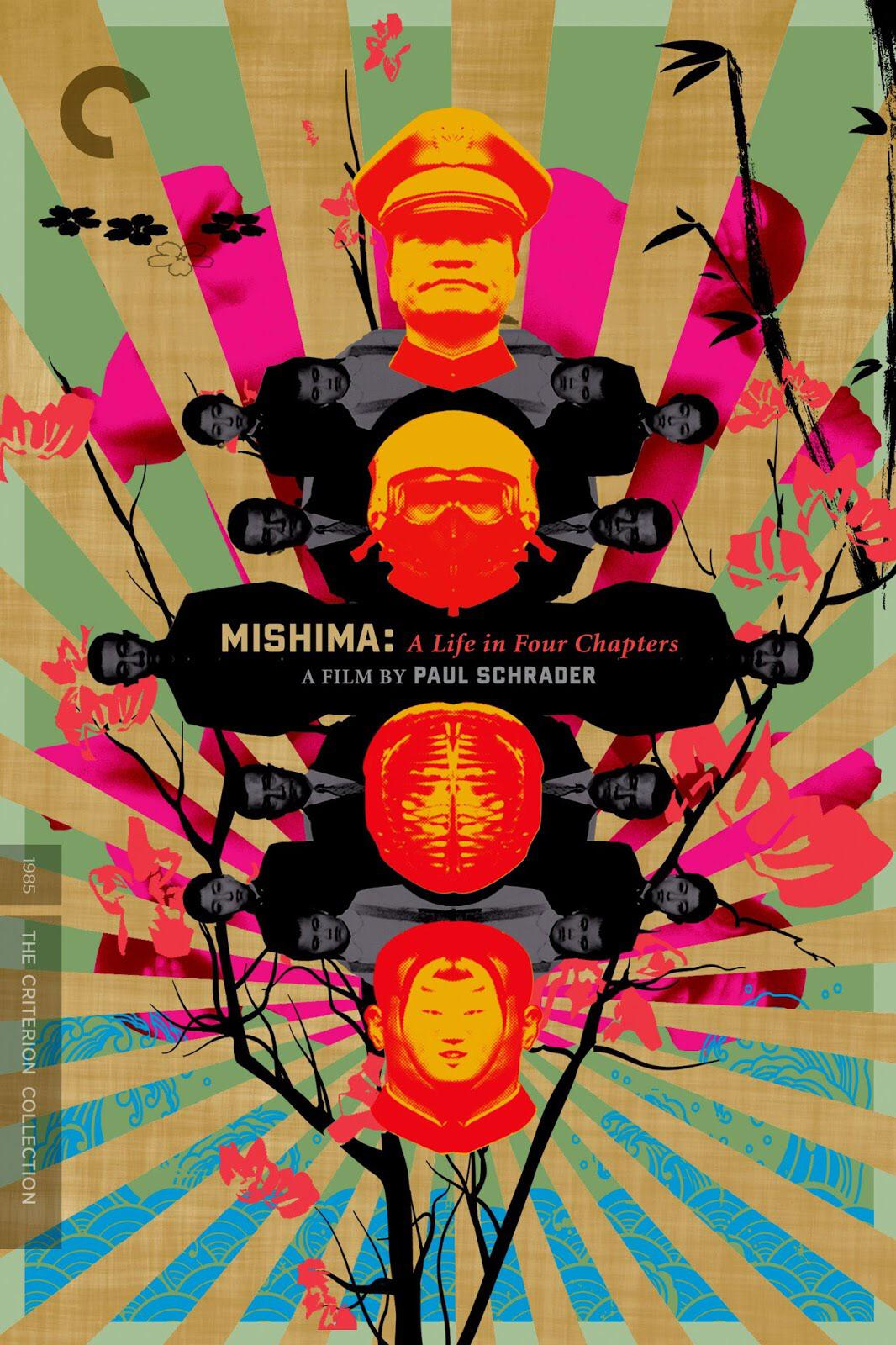 """Contemplate the danger of a man who thinks only of himself."" – Yukio Mishima, 'Runaway Horses', 'Mishima: A Life in Four Chapters' [1066×1600]"
