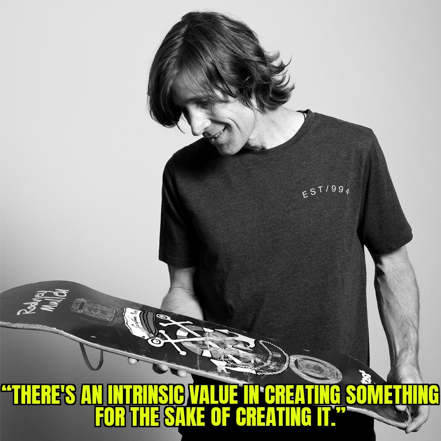[Image] Rodney Mullen is a wealth of motivational quotes