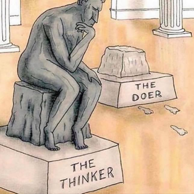 Be The Doer [Image]