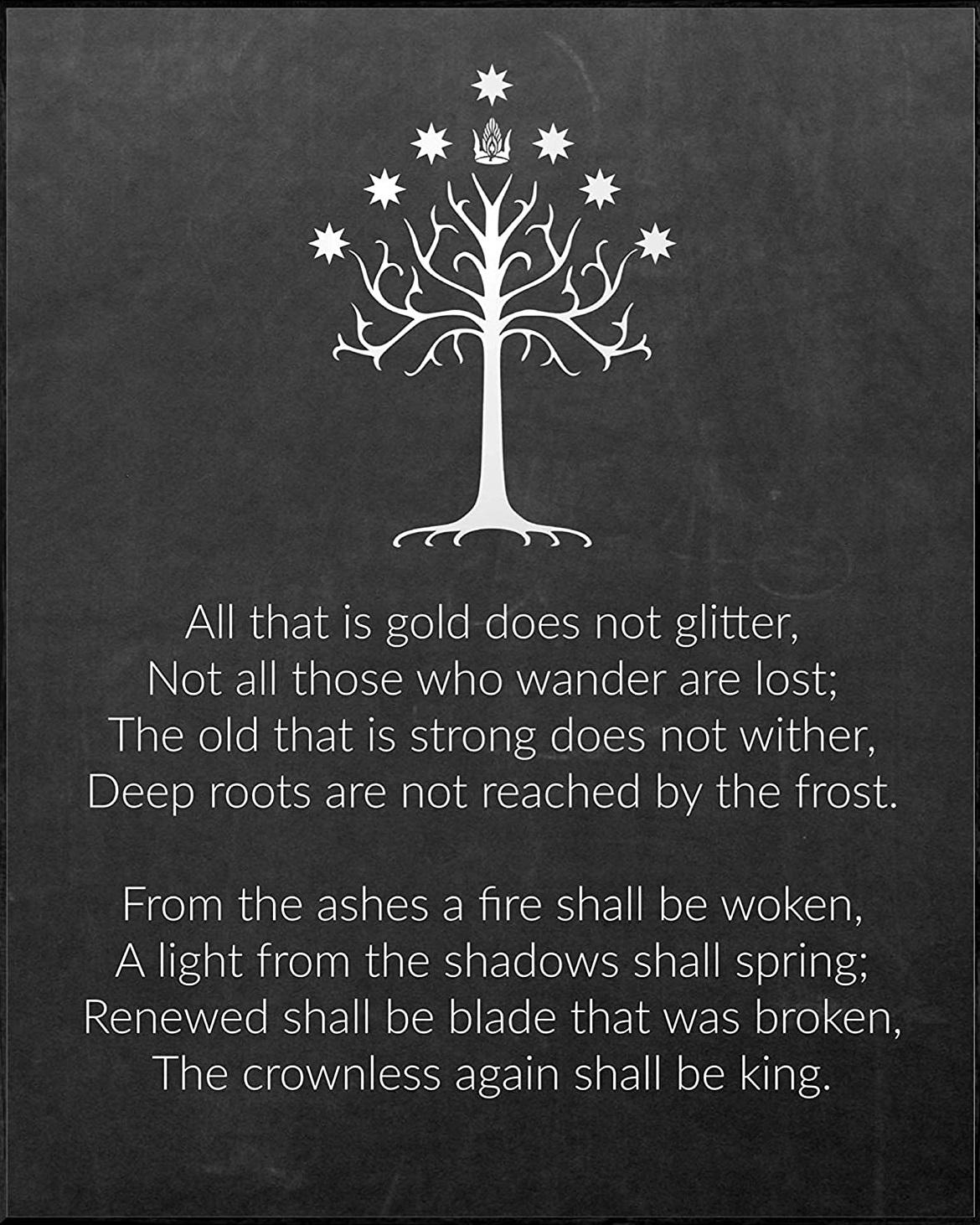 [IMAGE] The Lord of the Rings Motivation