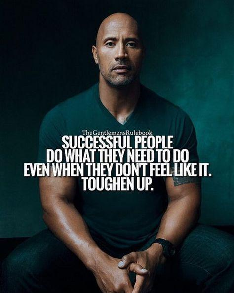 [Image] Quote by the rock.