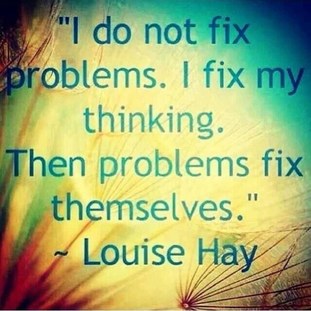 [Image]Fix our Thinking